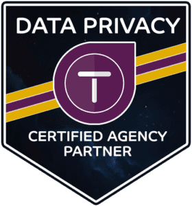 Data Privacy Certified Agency Partner for privacy policies, cookie notices, terms and conditions and disclaimer notices