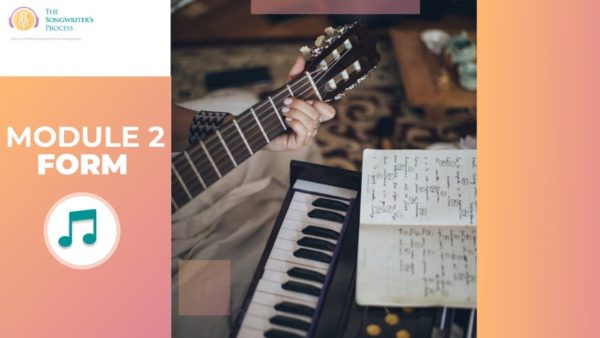 The Songwriter's Process course Module 2 Form-880w